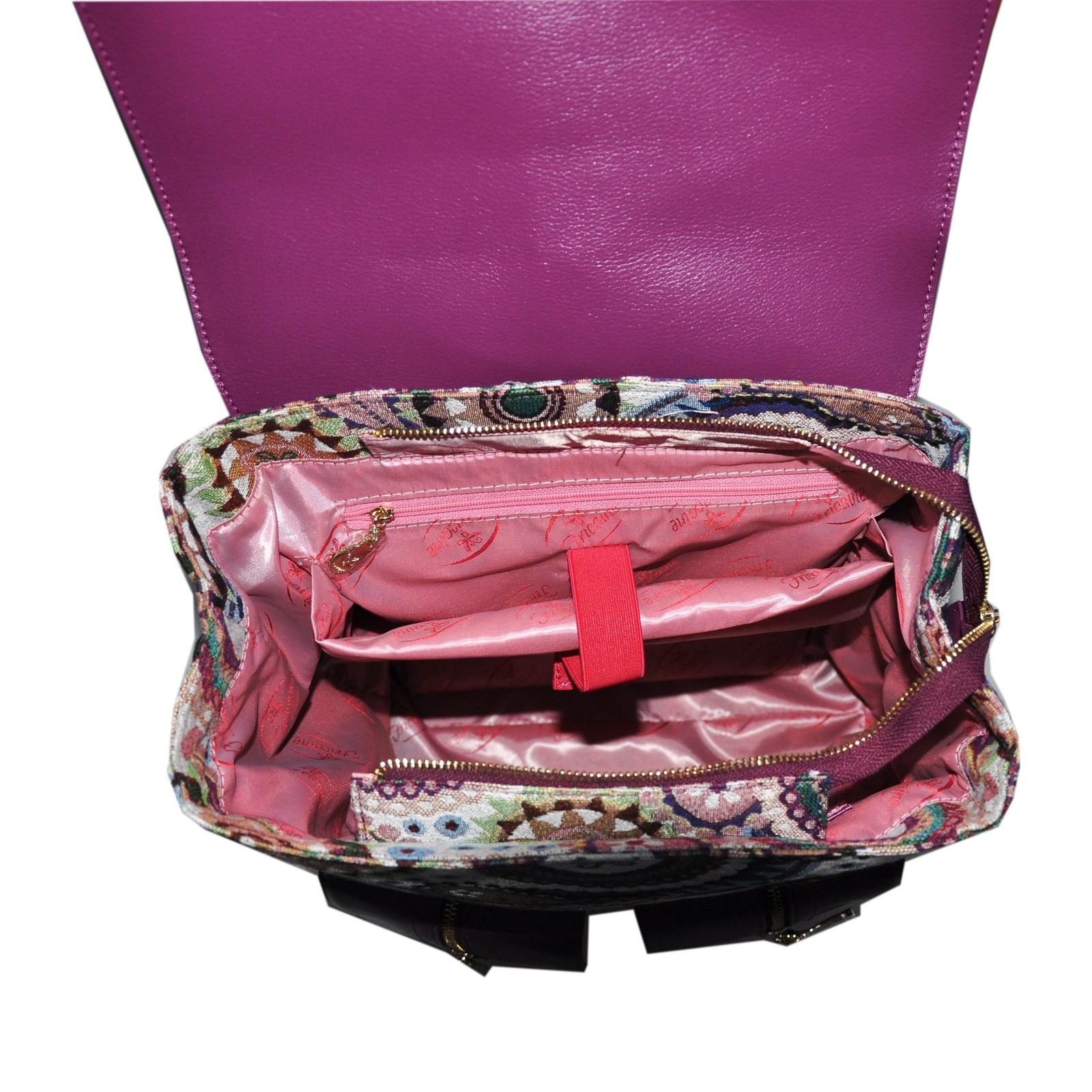 Fricaine New Horizon Exotic Backpack