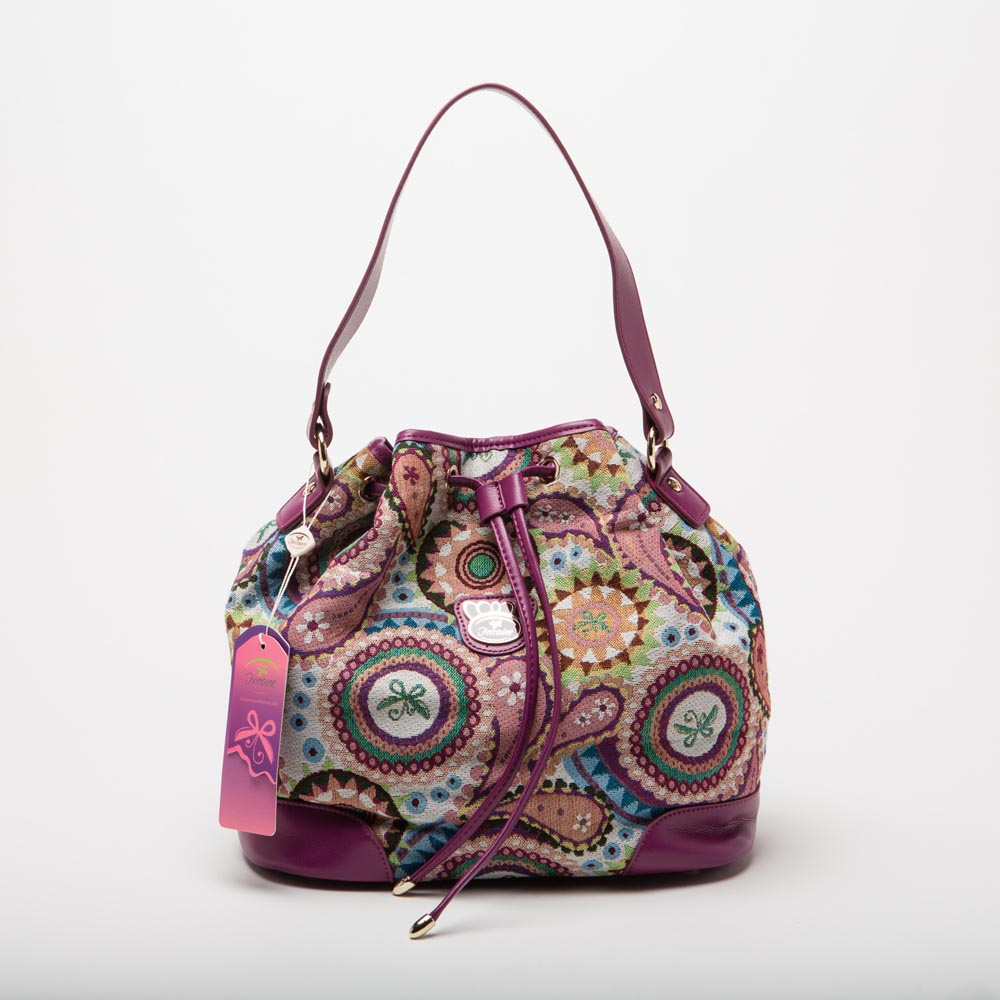 Fricaine Sugar Buxx Exotic Shoulder Bag